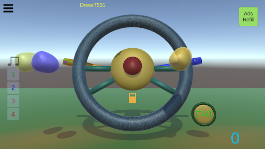 screenshot of Wheel version 1.11