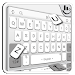 Download White Grey Business Simple Style Keyboard Theme 6.2.15.2019 APK