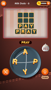 screenshot of Word Candy - Master Puzzle Connect version 1.9.6