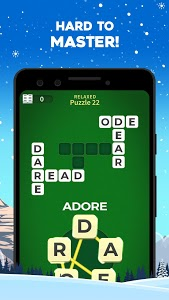 screenshot of Word Wiz - Connect Words Game version 2.1.3.935