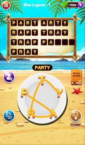 screenshot of Words fun - play word connect word games version 1.5