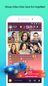 screenshot of YouStar – Group Chat Room version 5.0.190314