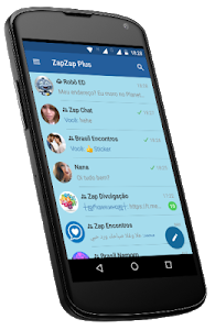 screenshot of ZapZap Plus version 5.6