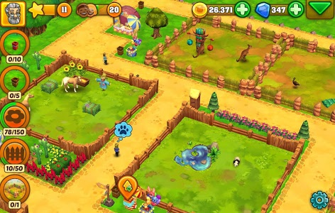 screenshot of Zoo 2: Animal Park version 1.13.0