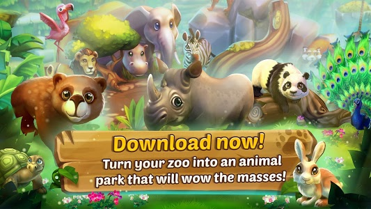 screenshot of Zoo 2: Animal Park version 1.27.0