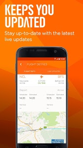 screenshot of easyJet: Travel App version 2.44.3