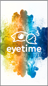 screenshot of eyetime version 1.30.1