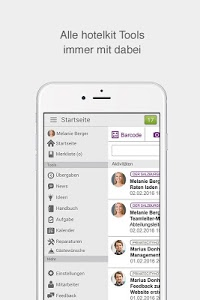screenshot of hotelkit version 3.1.14