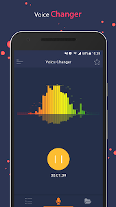 screenshot of voice changer version 3.10